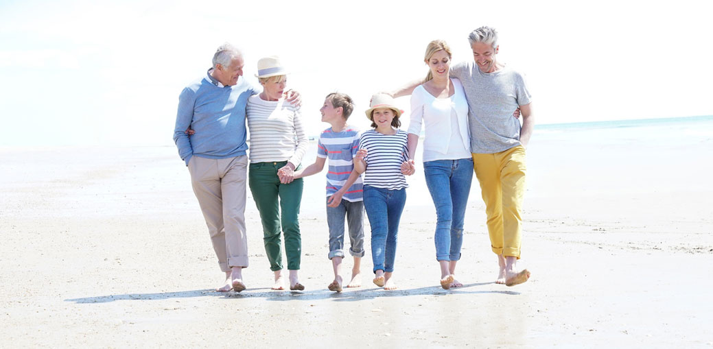 Multigenerational Family travel at The Plettenberg on the Garden Route South Africa