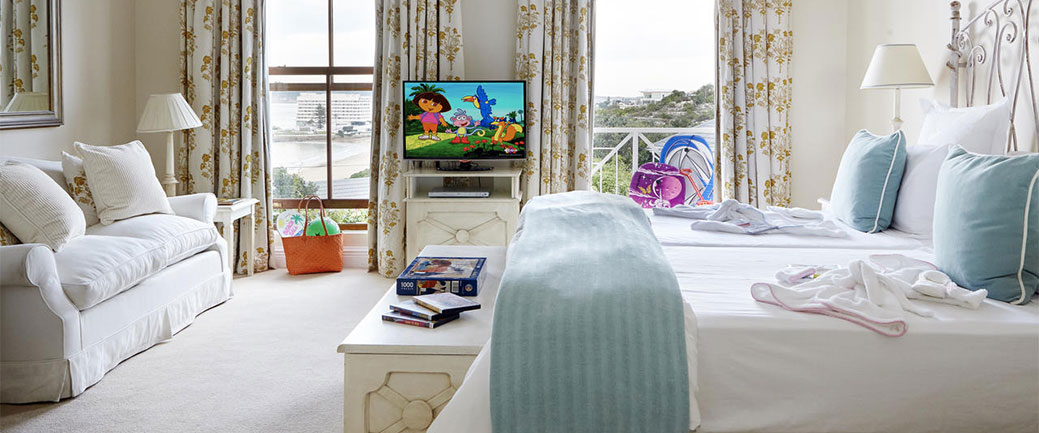 Family travel at The Plettenberg on the Garden Route South Africa