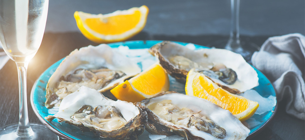 Eat Oysters at the Knysna Oyster Festival